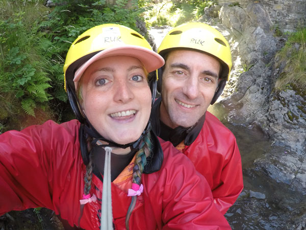 Ghyll Scrambling Outfit.
